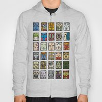 Faces Hoody