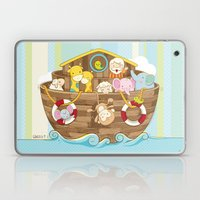 Baby Noah Ark Laptop & iPad Skin