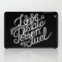 Double Entendre iPad Case