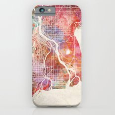 Vancouver Map iPhone 6 Slim Case