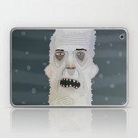 The Abominable Snowman Laptop & iPad Skin