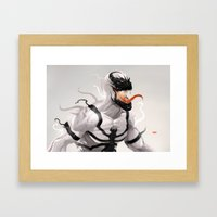 Antivenom 2 Framed Art Print