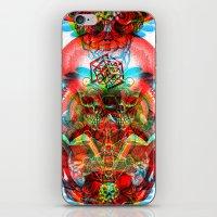 Libyror iPhone & iPod Skin
