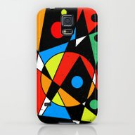 Abstract #120 Galaxy S5 Slim Case