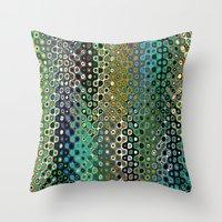Pattern Multicolor Throw Pillow