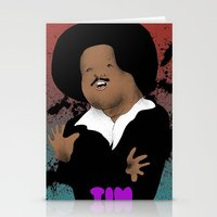 The Great Tim Maia Stationery Cards