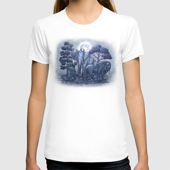 Midnight in the Stone Garden (colour option) T-shirt