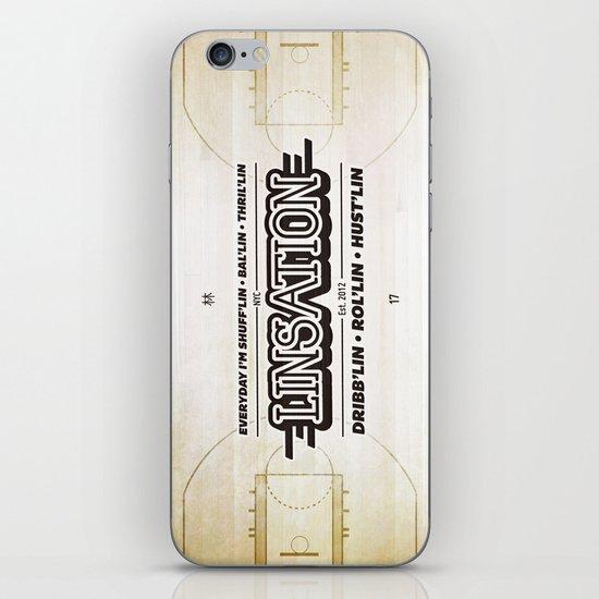 Jeremy iPhone & iPod Skin