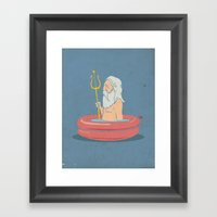 wrong ( need some refresh ) Framed Art Print