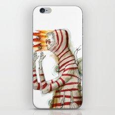 time iPhone & iPod Skin