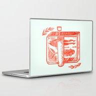 Laptop & iPad Skin featuring Little Fish by Karl James Mountford