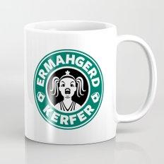 Ermahgerd, Kerfer! Mug
