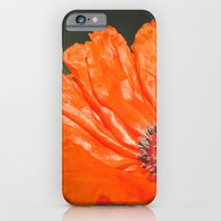 iPhone & iPod Case featuring Poppy Love 2 by Leah M. Gunther Photography & Design