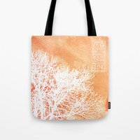 Autumn Silence Tote Bag