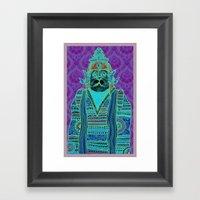 Persian Framed Art Print