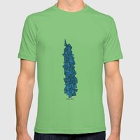 - Brotherhood - Mens Fitted Tee Grass SMALL