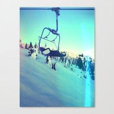 Last Chair Canvas Print