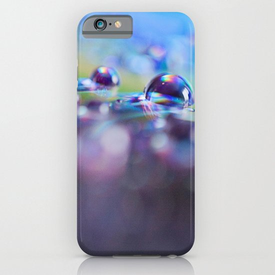 Rainbow Bubbles iPhone & iPod Case