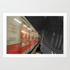 METROPARK Art Print