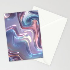 122 Fractal Stationery Cards