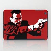 I Will Not Hesitate iPad Case