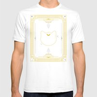 Artemis Mens Fitted Tee White SMALL