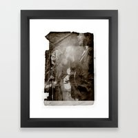 The Civil Wars Framed Art Print