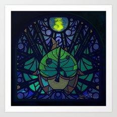Sage Of Wind Art Print