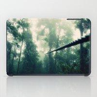 Zip Line iPad Case