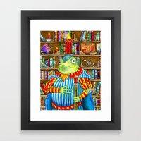 Rozologue Bagumphious, L… Framed Art Print