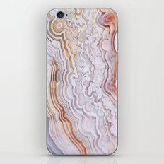 Crazy lace agate iPhone & iPod Skin