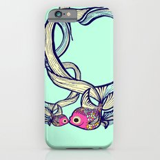 Colorful Fish  Slim Case iPhone 6s