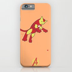 The Invincible IronCat iPhone 6 Slim Case