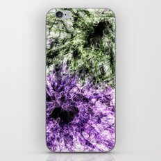 Hidden Faces iPhone & iPod Skin