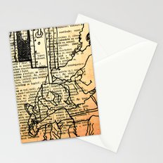 Bus series - 1 Stationery Cards