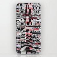 Click N' Fail (P/D3 Glit… iPhone & iPod Skin