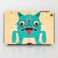 Creature n0#33 iPad Case