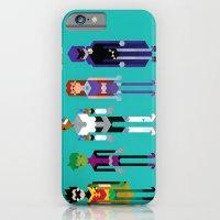 Teenage Superheroes iPhone 6 Slim Case
