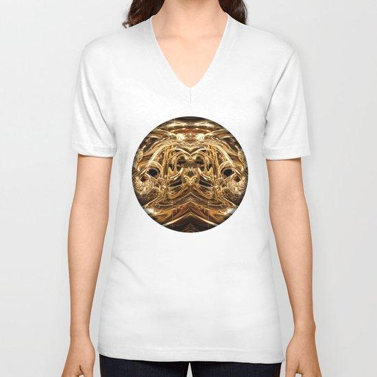 oro duo V-neck T-shirt