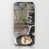 iPhone & iPod Case featuring Pursuit by André Reina