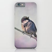A New York City Sparrow iPhone 6 Slim Case