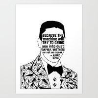 Eric Garner - Black Live… Art Print