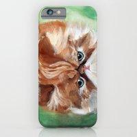 Grumpy Persian iPhone 6 Slim Case
