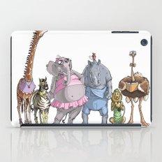 Animal Mural Crew iPad Case