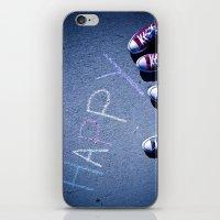 H A P P Y iPhone & iPod Skin