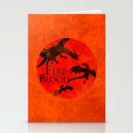 Game Of Thrones - House … Stationery Cards