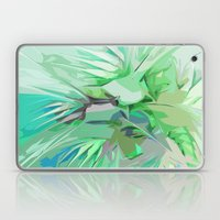 Palm Trees Abstract Laptop & iPad Skin