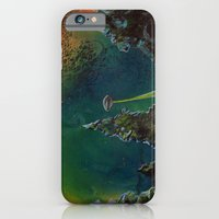 UFO Painting - Searchling -  iPhone 6 Slim Case