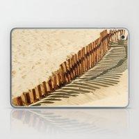 Bolonia beach Laptop & iPad Skin