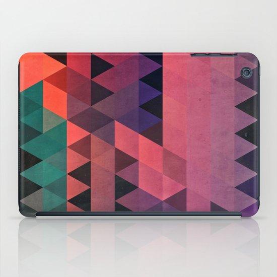 tryy cyty iPad Case